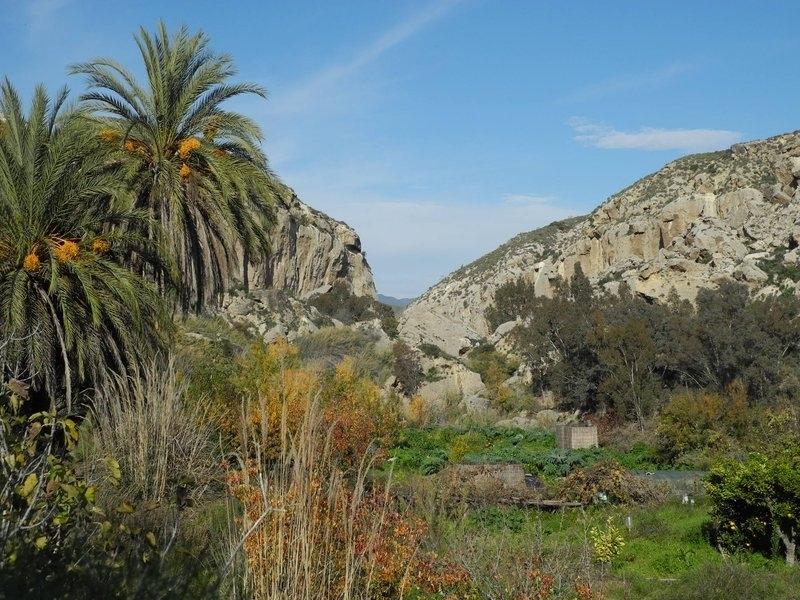 El Valle del Río Aguas